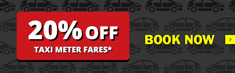 20% Discount on all meter fares