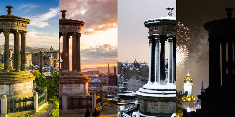 Four Seasons in Edinburgh: Top Things to Do Throughout the Year