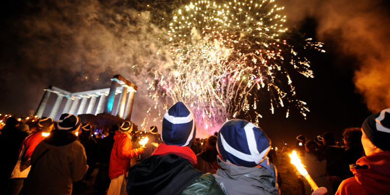 5 Top Tips for a Spectacular Hogmanay in Edinburgh