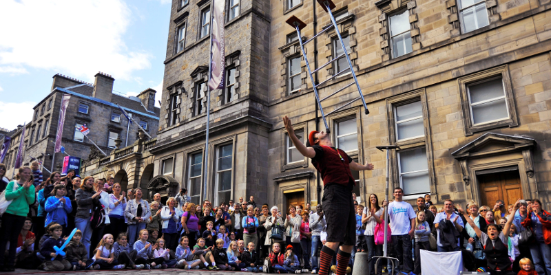 Top 10 Family Friendly Activities in Edinburgh