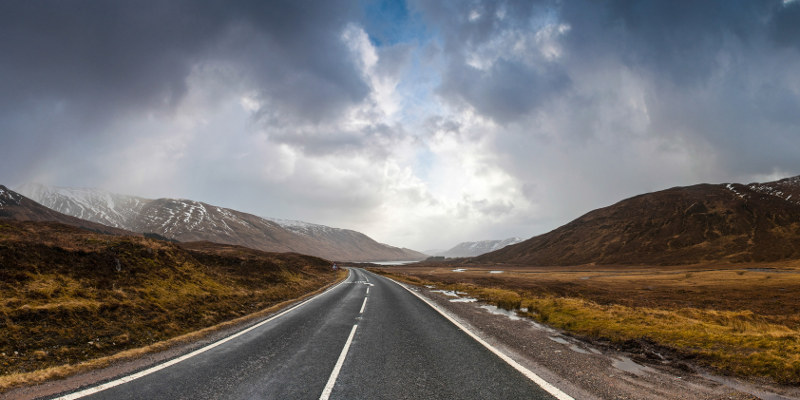 Travel Scotland in Style with Capital Cars' Tailor-Made Tours