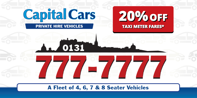 taxi companies in edinburgh